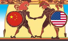 A ascensão da China, a hegemonia norte-americana e a Armadilha de Tucídides  - Paulo Filho